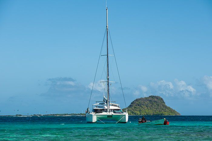 catamaran grenadines - Grenadream